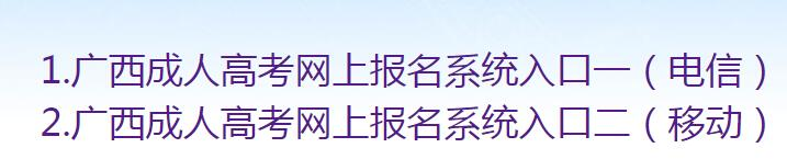 2020年广西省来宾市成人高考成绩查询时间和入口