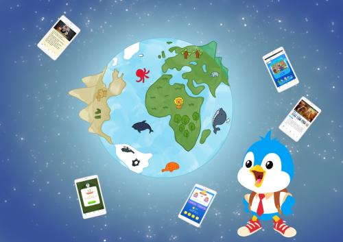 世界讀書日iEnglish倡議:每天一小時高質量閱讀