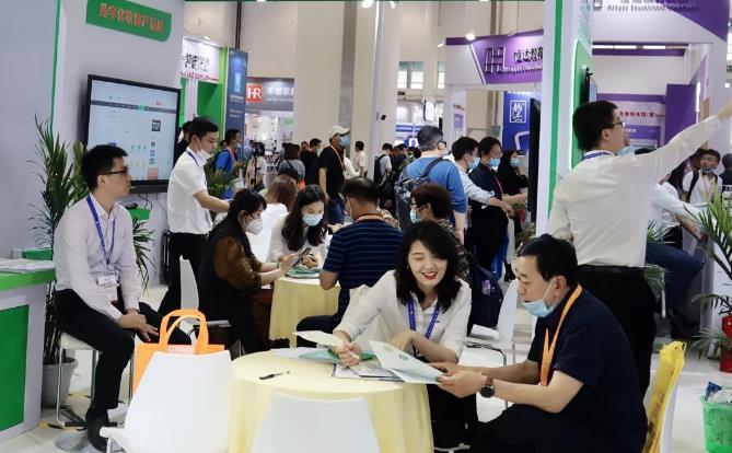教育盛会 相约厦门||二一教育亮相第79届中国教育展 2021 CEEIA