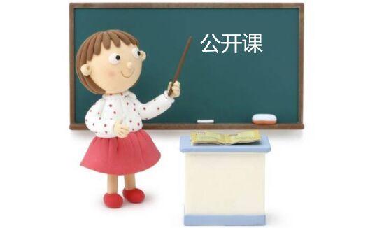 什么是教师公开课