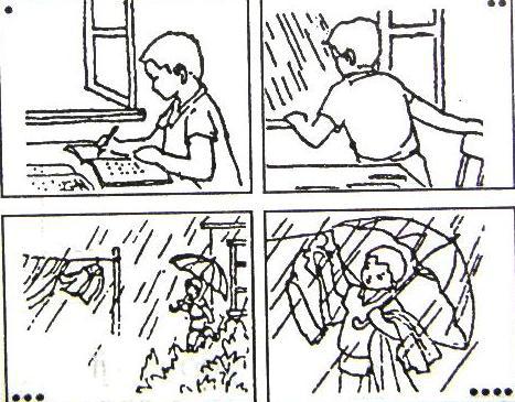 看图写话三年级作文:图片及范文