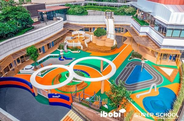 IBOBI SUPER SCHOOL开学季备受关注,落户粤海街道,培养造就未来的创新领袖